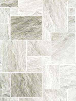 Light Stone Floor  - Lightly Embossed
