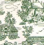 12.Campagne Toile Green Silk