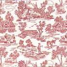 Campagne Toile - Red