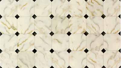 01 1/24th Scale Marble Floor