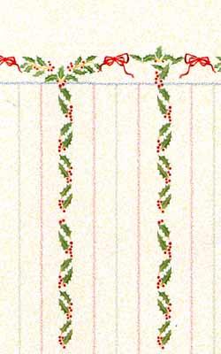 30. Christmas Stripes