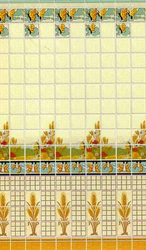 2.Harvest Wall Tiles