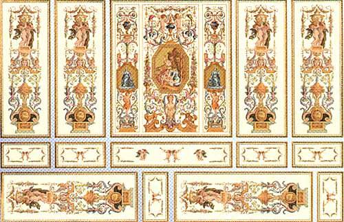 34805 Wall Panels
