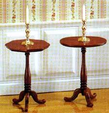 Hepplewhite Candlestands