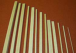 4026 1/16 x 1/4 Bass Strip