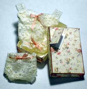 Ladies Top & Pants - Kit