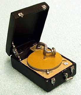 DH110 Gramophone