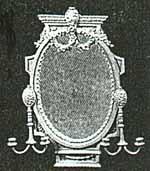 DH115 Girandole Mirror