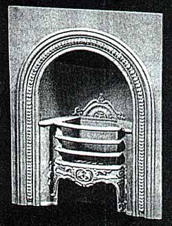 DH139 Fireplace