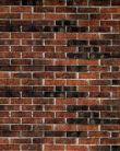 Dark Red Brick 24th