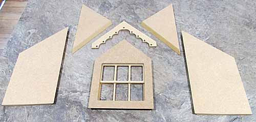 Dormer Window - Georgian