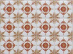Patterned Tile Sheet