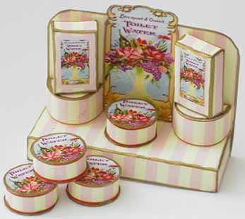 Toiletries - Flowers of the Orient