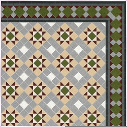 Grosvenor Tiled Floor