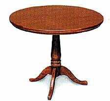 Hepplewhite Round Table
