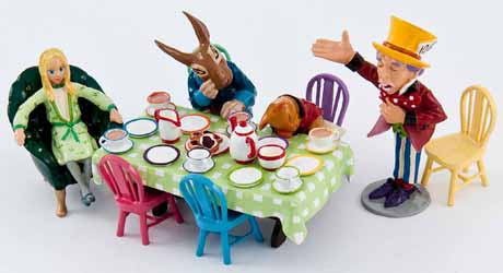 1 Mad Hatter's Tea Party