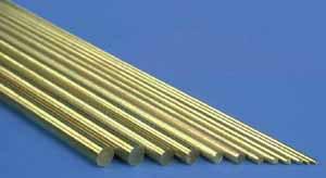K & S 8159 .020 (0.50mm) Brass Rod