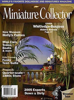 2005 09 Miniature Collector September 2005