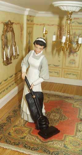 05. Maid Hoovering