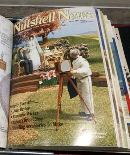 Nutshell News 1991 Complete Year