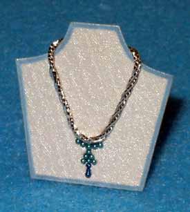 Necklace Shop Display