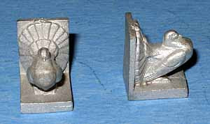 DH189 Dove Bookends