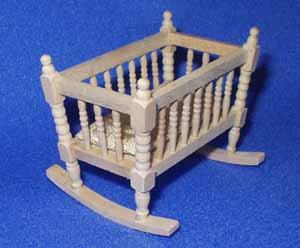 21.Rocking Crib