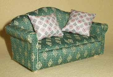 81. Green Sofa
