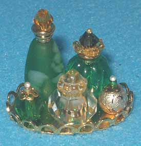 Perfume Bottle Tray