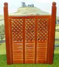 Garden Fence - Lattice