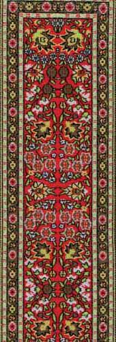 07. Turkish Dolls House Stair Carpet