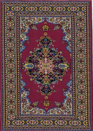 21. Turkish Dolls House Rug